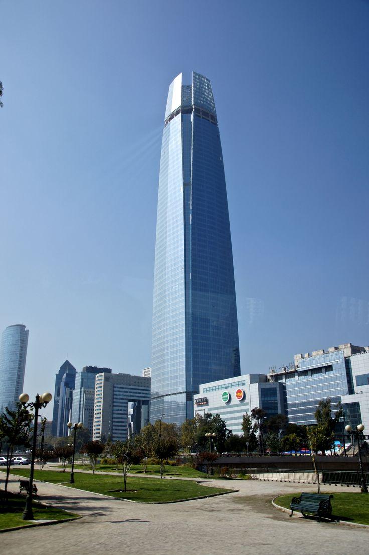 Gran Torre Santiago, Chile