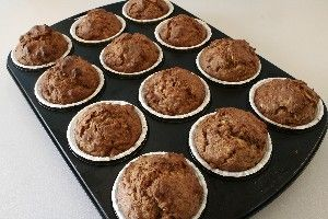 Amerikanske muffins 4