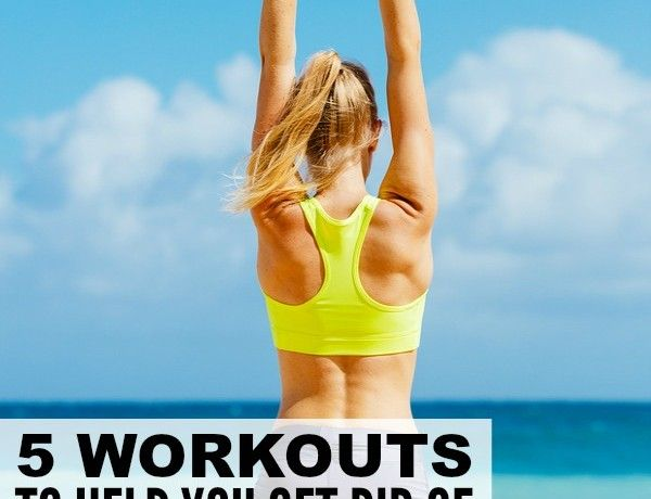 5 AT-HOME WORKOUTS TO GET RID OF BACK FAT