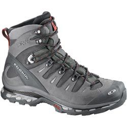 Salomon Quest 4D GTX Day Hiking Boots.These are the best hikers I've ever owned. Light, great for narrow feet with excellent ankle support. If they're good enough for a Navy SEAL, they'll do for me.