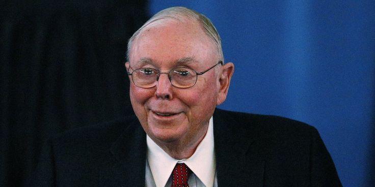 16 Brillante Zitate Von Charlie Munger Warren Buffetts