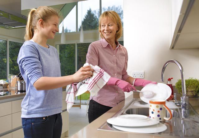 If your child's chore chart isn't encouraging him to pitch in on the family chores, it may be time to write a chore contract.