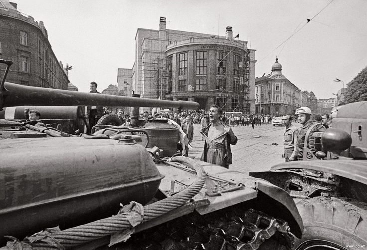 49 years ago on the night of 2021 August 1968 Soviet Union Bulgaria Poland and Hungary invaded Czechoslovakia. That night at least 250000 troops and 2000 tanks entered the country. During the invasion 108 innocent civilians lost their lives. The occupation lasted for 21 years. [1280x873]