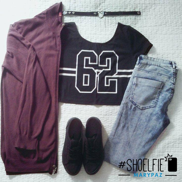 Os damos los buenos días con el #Shoelfie by @myfashionlife109 ¡Propuesta de lo más sporty chic!  Hazte con esta DEPORTIVA aquí ►http://www.marypaz.com/trendy/deportiva-tendencia/deportiva-suela-flatform-con-cordones-0403016v5045-73497.html  #SoyYoSoyMARYPAZ #Follow #winter #love #fashion #colour #tendencias #marypaz #locaporlamoda #BFF #igers #moda #zapatos #trendy #look #itgirl #invierno #AW16 #igersoftheday #girl  En tiendas físicas y MARYPAZ.COM