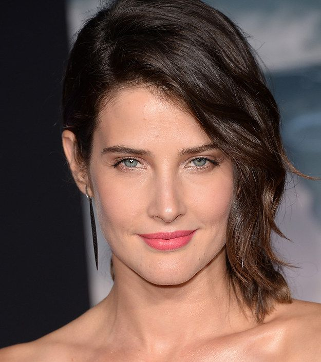 """Robin Scherbatsky (Cobie Smulders). 