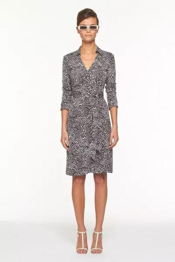 13 besten wrap dress Bilder auf Pinterest   Wickelkleider, Diane von ...