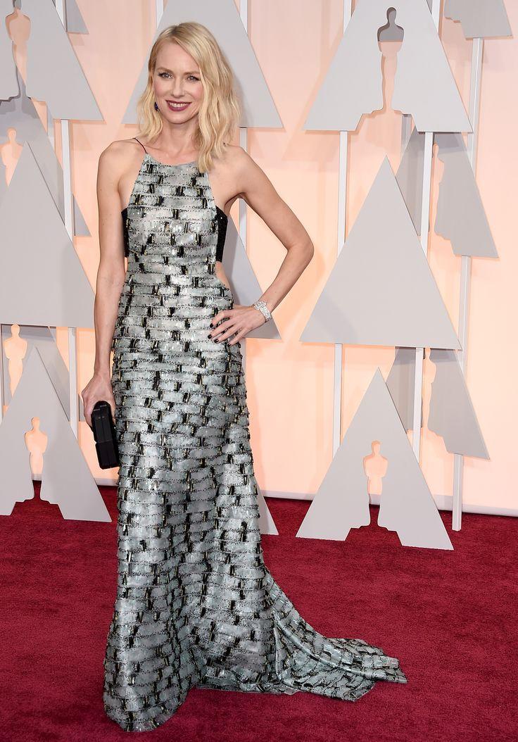 Naomi Watts | Oscars Red Carpet 2015