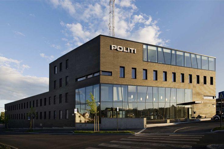 Hamar Police Station / Filter arkitekter  + LPO