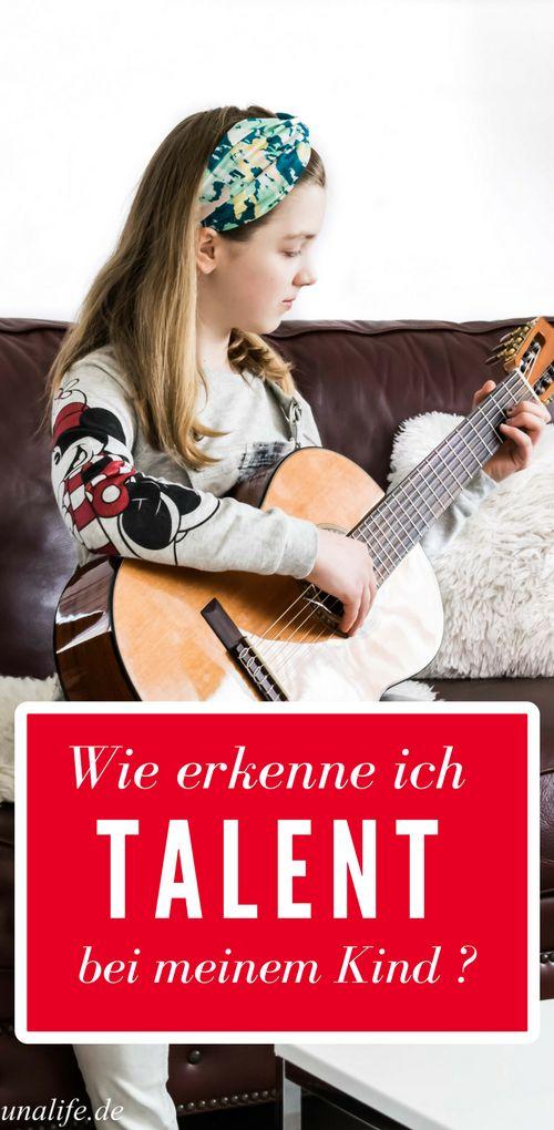 Anzeige / Talent beim Kind erkennen... #kinder #gitarre