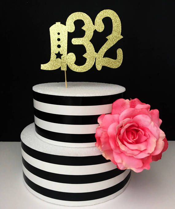 Custom western birthday cake topper bowboy cake topper