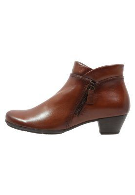 Zalando Ankle boots - light brown