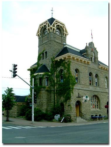 Historic Bathurst post office