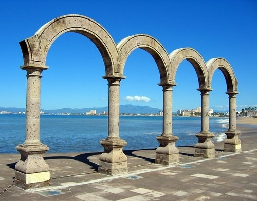 Malecon, Puerto Vallarta pictures-i-love