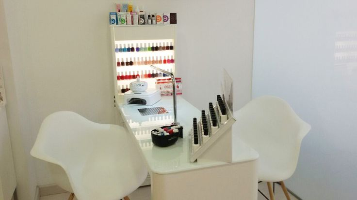 Oh! Nail's Center