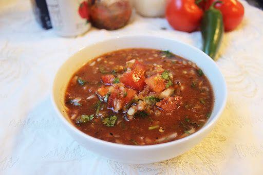 Guapo's Famous Pico de Gallo Salsa Recipe on Yummly