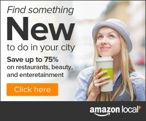 Search for something fun to do in your city!