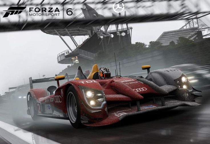 Forza Motorsport 6 is a great game whether you're gearheads or new to car world
