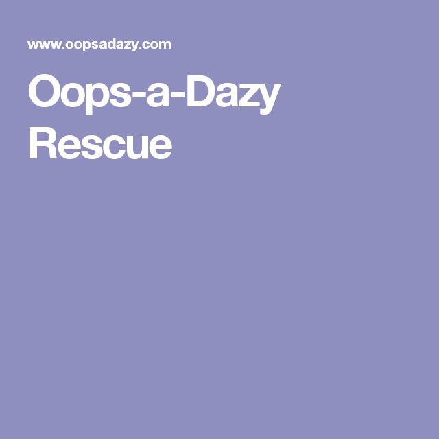 Oops-a-Dazy Rescue