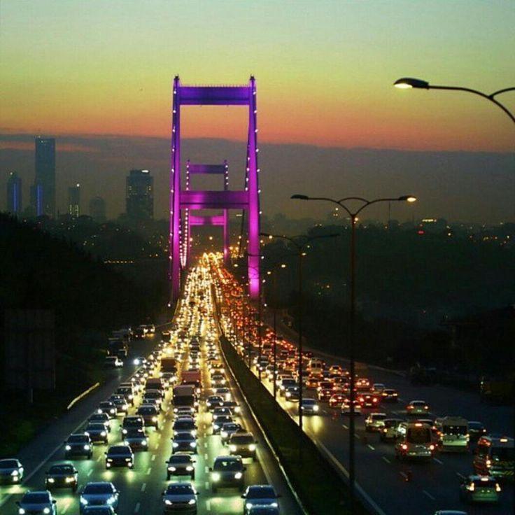 Boğaziçi Köprüsü - İstanbul