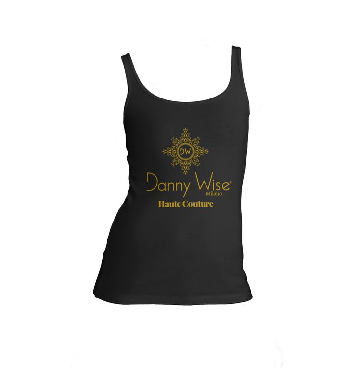 Undershirt Danny Wise, from the collection free time;  limited edition, super sought by collectors and fans. Black with logo danny wise Rose geranium, slim 100% cotton.