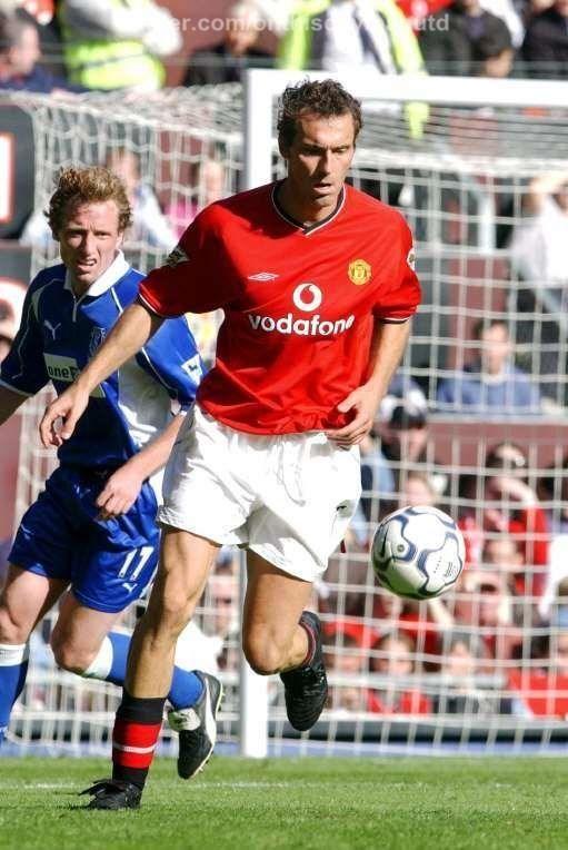 Laurent Blanc - Manchester United - England