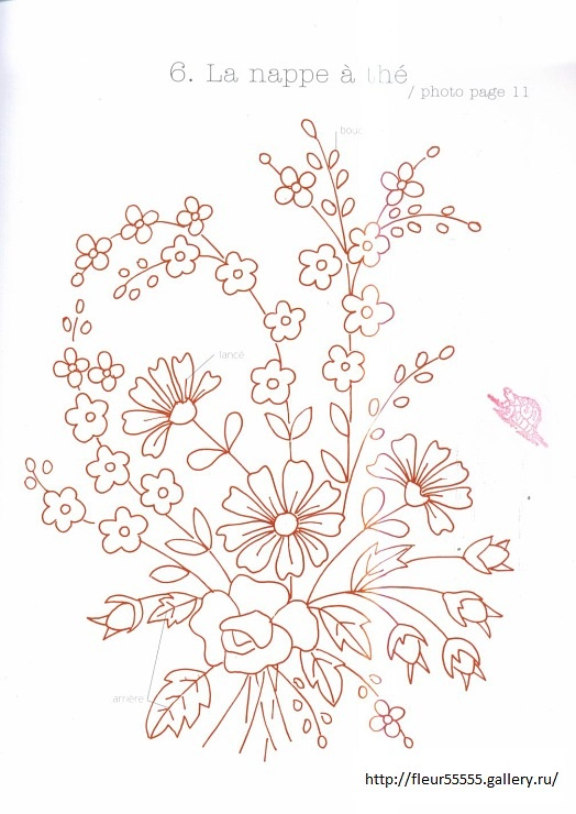 Me encanta este ramo de flores!!