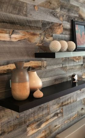 Stikwood is the worlds first Peel & Stick solid wood planking. Transform any room with real wood quickly and cost-effectively. Economical, environmentally responsible, and endless creative design solutions.