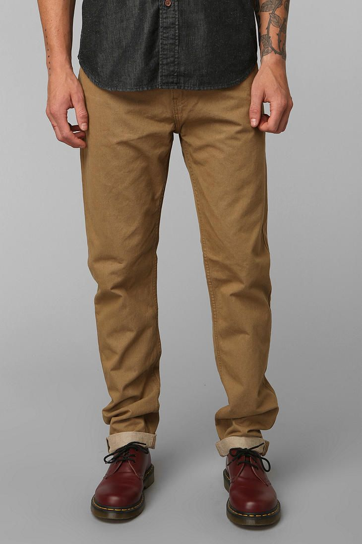 Levi's 508 Two-Tone Cougar Pant