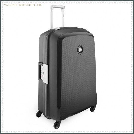 Valises cabine Delsey Belfort 76 cm sur Valises-mouchet.fr ! Avec ce genre de produit, la confiance s'installe ! Dispo ici : http://valises-mouchet.fr/produit/delsey-belfort-noire-valise-76cm/