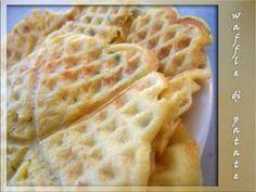 waffle di patate! ricetta salata...gustosissima!!!