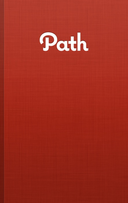 Path, design for Android