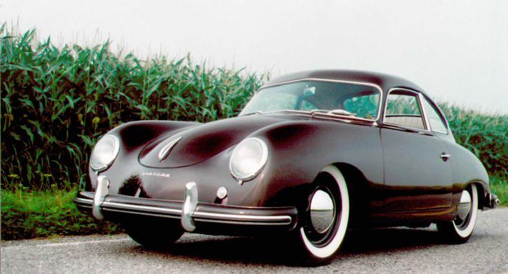 Porsche 356 history, photos on Better Parts LTD