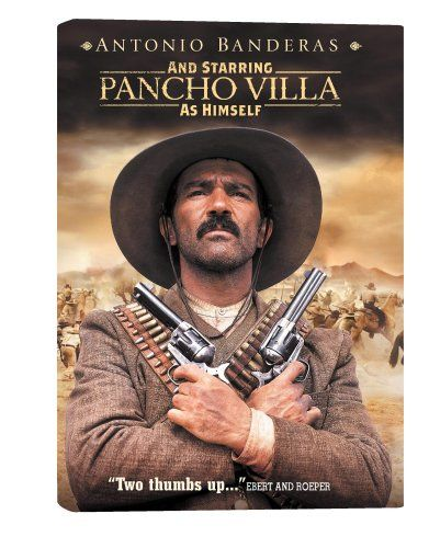 And Starring Pancho Villa As Himself Warner Home Video http://www.amazon.com/dp/B0001FVECM/ref=cm_sw_r_pi_dp_OOwyvb0S082NN