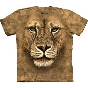 Lion Warrior T-Shirt Adult XXXL, now featured on Fab.
