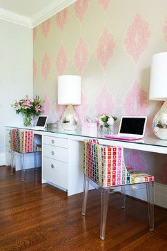 Ideas To Brighten Up A Home Office