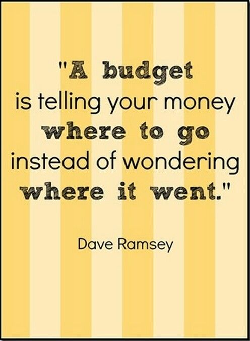 It doesn't take a rocket scientist to know that you cannot spend what you do not have!