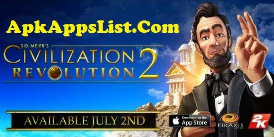 Civilization Revolution 2 v1.4.4 APK + Data Full For Android