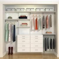 Online Design Tools Provide Custom Closets Tailored Perfectly To You
