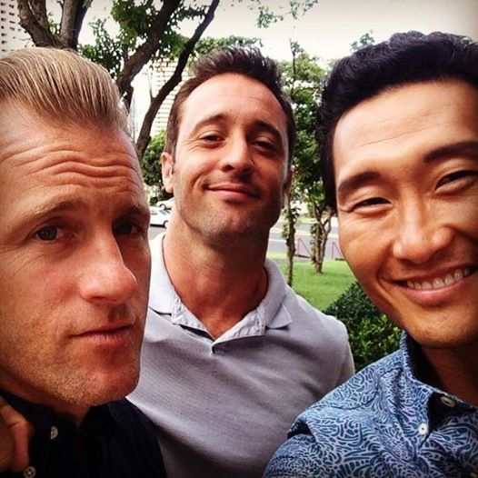 scott caan alex o'loughlin mates | alex o'loughlin et daniel dae kim Scott Caan saison 5 Hawaii 5-0