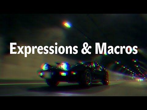 Blackmagic Fusion Tutorial - Expressions & Macros - YouTube