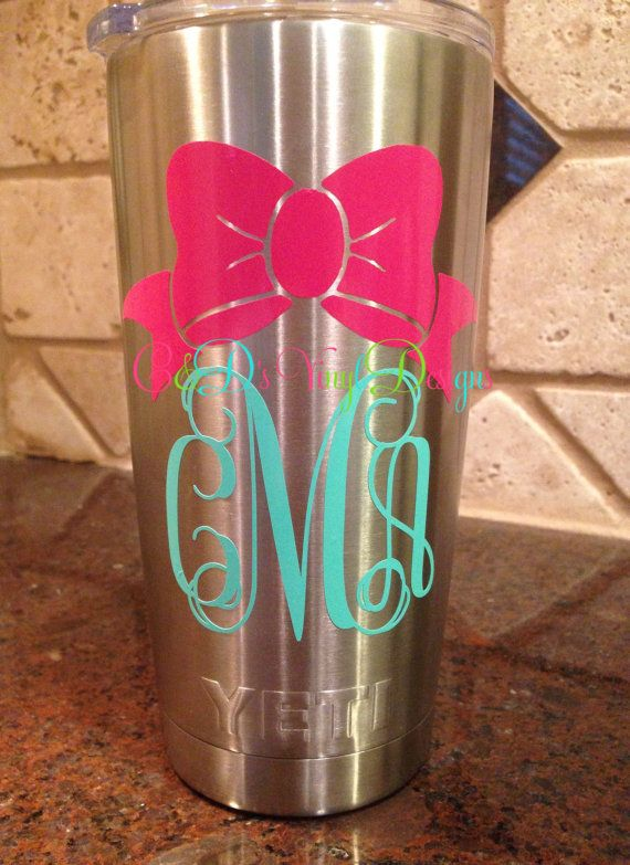 Best 25 Monogram Cups Ideas On Pinterest Hot Chocolate