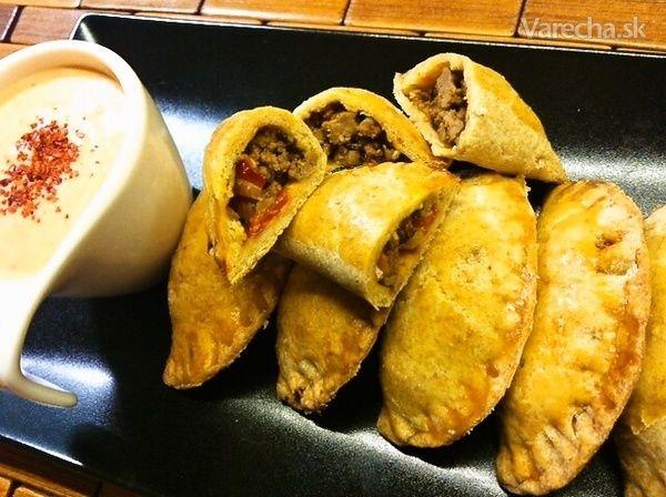Empanadas / Pečené mäsové pirohy (fotorecept) - Recept
