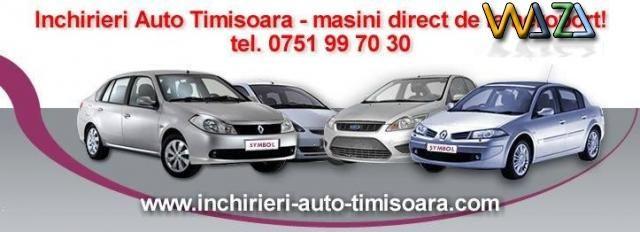 Pret 1 RON - Oferim servicii de rent a car in Timisoara, masini pe benzina, diesel sau GPL cu cutie automata si autoturisme cu 7 locuri la... - Anunt postat gratuit pe 60 grupuri de facebook, twitter si pinterest