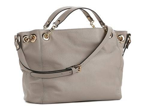 Audrey Brooke Leather Satchel | DSW