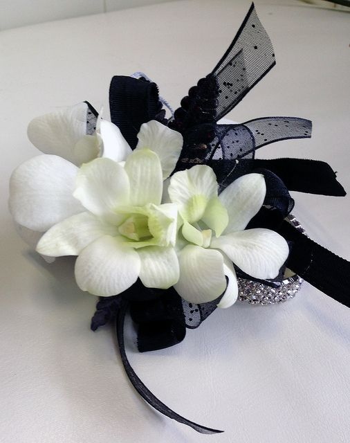 Black-White Prom - Shirley's Flowers & Gifts, Inc., in ...
