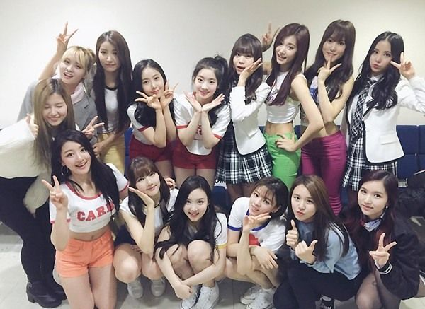 G-Friend, TWICE, IOI, Seventeen, and NCT Dream Will All Be Performing at '2016 MAMA' | Koogle TV