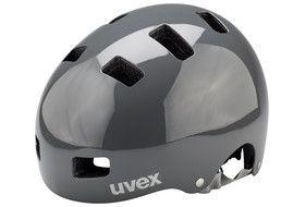 UVEX hlmt 5 bike Helm grey