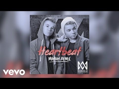 Marcus & Martinus - Heartbeat (Maybon Remix) - YouTube