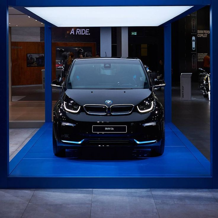 Redefining all-electric driving pleasure in sportiness. The all-new #BMWi3s at #IAA2017. #BMWi  #BMWIAA #TheFutureIsNow  __________  The driving range depends on a variety of factors, especially: personal driving behaviour, selected route, weather conditions, usage of heating/cooling and preconditioning.  BMW i3s (94 Ah): energy consumption (combined): 14.3 kWh/100 km, CO2 emissions in g/km (combined) and Fuel consumption in l/100 km (combined): 0.  Further information about the official…