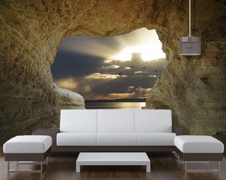 Zamieszkać w samym sercu jaskini. http://www.fototapeta24.pl/getMediaData.php?id=88583308 #fototapeta #fototapeta24 #decor